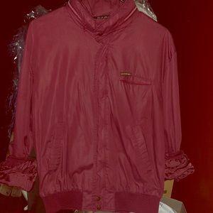 Vintage Members Only Windbreaker Jacket